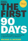 The first 90 days (Book icon thumbnail)