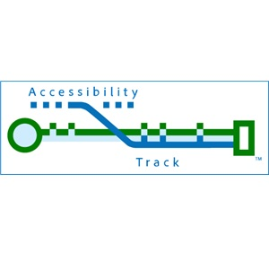Accessibility Track Logo