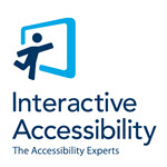 Inteactive Accessibility logo. The Accessibiliyt Experts