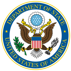 Department of State United States of America seal