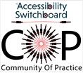 Accessibility Switchboard Community Of Practce (Logo Thumbnail)