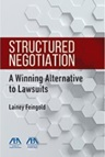 Structured Negotiation (Book Cover Thumbnail)