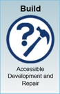 Accessible development and repair building logo from the Section 508 website