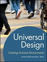 Universal Design: Creating Accessible Environments (Book Cover Thumbnail)